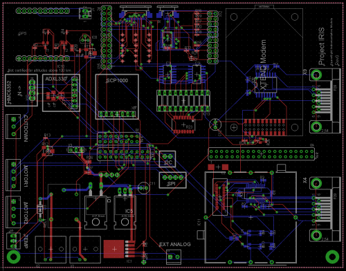 PCB Revision 0