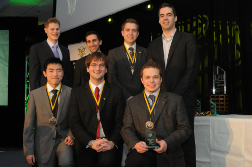 Project IRIS Team at the 2010 OEC
